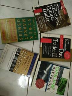 Investment books