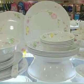 Glassware sets (42pcs)