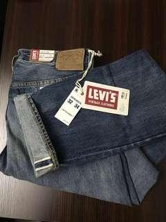 Levis Levi's Vintage Collection 1954 501  (W32) 100% new