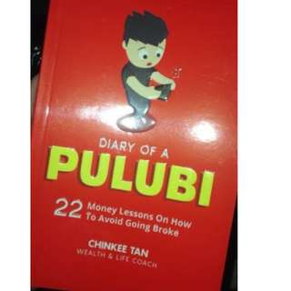 Diary of a Pulubi by Chinkee Tan