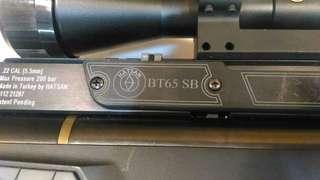 Model: Hatsan BT65 SB Air Gun Rifle