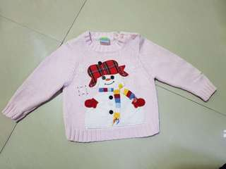 Sesame Beginnings Baby Sweater