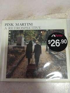 Pink Martini, A Retrospective CD
