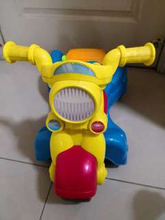 Kids motorcycle
