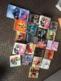 2手VCD  DVD平售