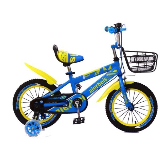 18 Inch Kids Bike Bicycle Blue Bicycles Pmds Bicycles On Carousell
