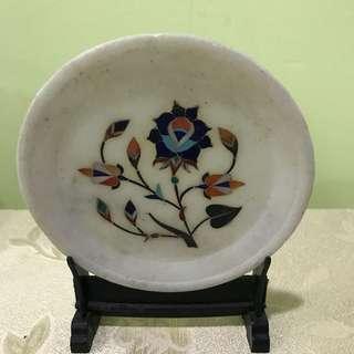 Souvenir Plate - India