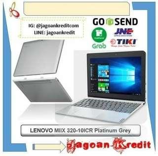 Lenovo Mix 320-10ICR Platinum Cash dan Kredit Tanpa Kartu Kredit