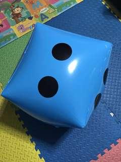 BN super giant blue dice