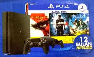Kredit PS4 HITS-2 BundleTanpa Kartu Kredit Proses 3 menit