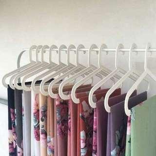 Flora shawl