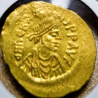 Byzantine East Roman Empire Gold Tremissis (1.45g)