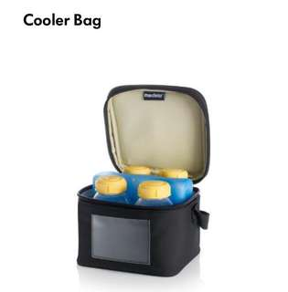 Medela cooler Bag with ice pack