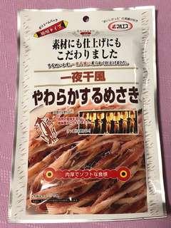日本製造 一夜干風味墨魚