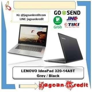 Lenovo IdeaPad 320-14AST Cash dan Kredit Tanpa Kartu Kredit