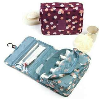 Pouch Toiletry/Make Up Gantung