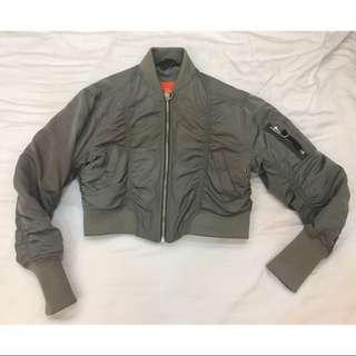 🚚 ZARA 飛行外套 夾克 飛行員外套
