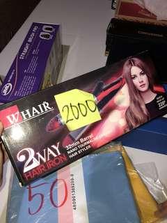 ‼️Brand New 2 Way Hair Iron ♥️