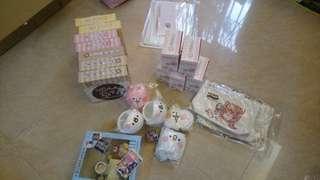 日本4月 7-11一番賞 kanahei 粉紅兔兔 兔兔 p助 現貨