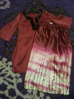 Baju Kurung Moden (manik)