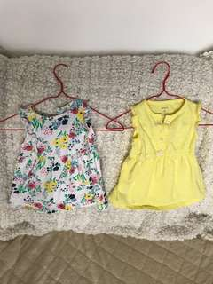 2 for $10 carters dresses