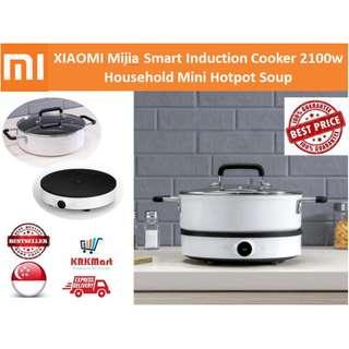 Xiaomi Mijia Smart Induction Cooker 2100W and Household Mini Hotpot Soup Pot