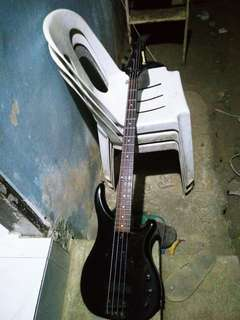 Fernandes Bass. 4 string please contact 09163399360