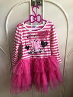 Peppa Pig Tutu Dress