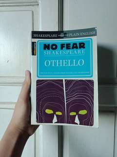 NO FEAR : OTHELLO (SHAKESPEAR)