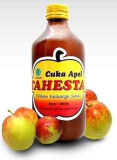 Cuka apel TAHESTA