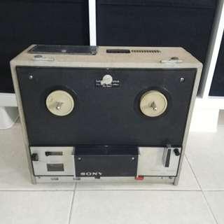 Vintage Sony tapecoder tc 357