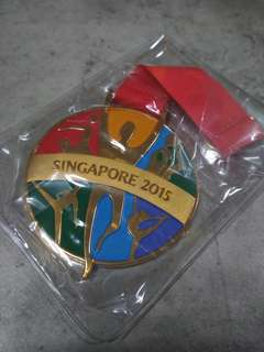 28th SEA Games Singapore 2015 Souvenir Medal