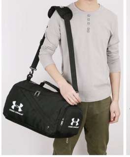 Under armour duffle bagpack