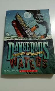 Dangerous Waters Scholastic