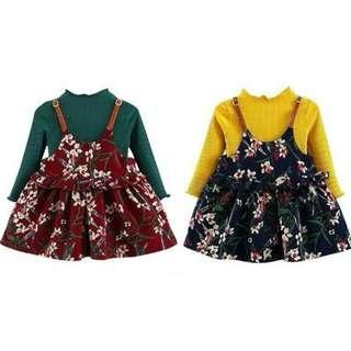 Pre-Order Baby Girl Dress
