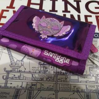 NEW into the wood smiggle wallet kid #1