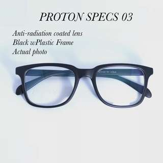 Proton Anti radiation eyeglasses (Specs03)