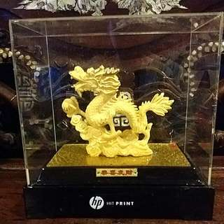 Big Dragon 24k Gold Plated  Luxury Gift