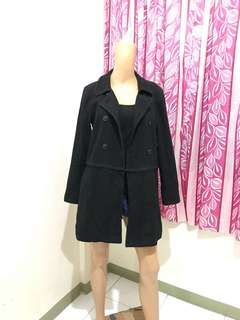 Size M Coat Long