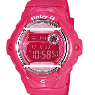 BabyG Watch BG-169R-4BDR