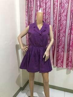Size S/M Dress Purple