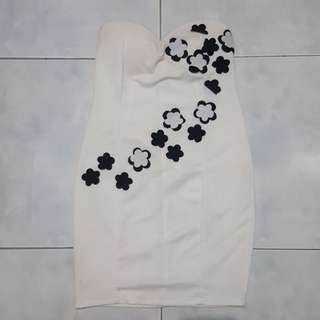 Cute white dress from Japan
