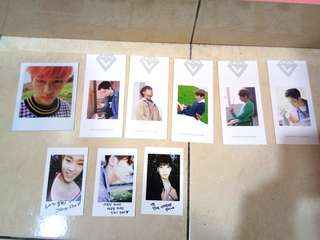 Official Photocards for sale