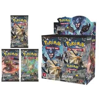 Buying Pokemon Ultra Prism tcgo codes $0.30 each