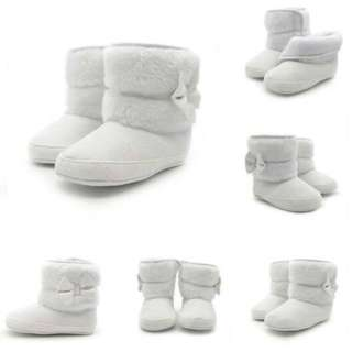 Stock Now Available: Baby Girl Soft Sole Anti-Slip Shoe
