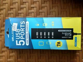 charger usb 5 ports