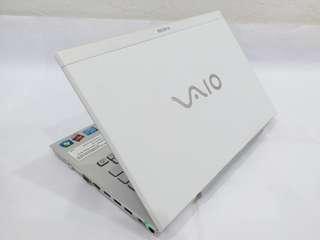 SONY Vaio S Series Core i5-2410M @ 2.3GHz, 12GB DDR3 Ram, 500GB SATA HDD, Radeon HD 7400M, Keyboard Backlight