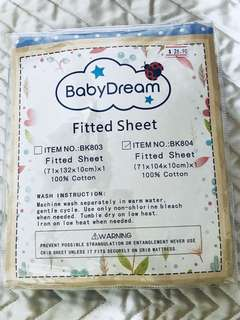 BabyDream Fitted Sheet