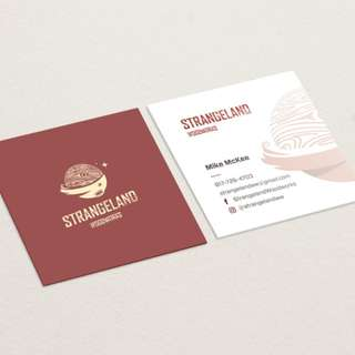 Name Card Business Card