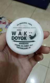 Wak doyok Original share (penumbuh bulu)